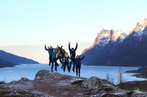 Enjoy the Arctic00 Jump
