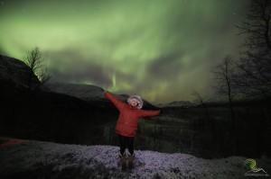 Enjoy the Arctic13 Aurora
