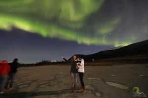 northern lights troms